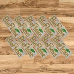 BioFlame Sticker 10 Stück